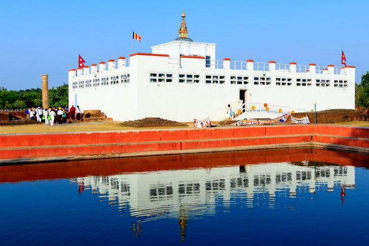 Lumbini Nepal  City pictures : Lumbini – kde se zrodil buddhismus | Nepál na Světadílech